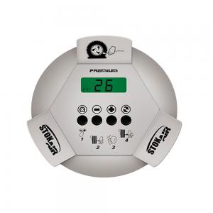 Calibrador de Pneus Digital Eletrônico Mod. PREMIUM - Stokair